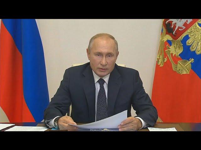 <span class='as_h2'><a href='https://webtv.eklogika.gr/i-rosia-aneptyxe-to-proto-emvolio-kata-toy-koronoioy-anakoinose-o-poytin' target='_blank' title='Η Ρωσία ανέπτυξε το «πρώτο» εμβόλιο κατά του κορονοϊού, ανακοίνωσε ο Πούτιν'>Η Ρωσία ανέπτυξε το «πρώτο» εμβόλιο κατά του κορονοϊού, ανακοίνωσε ο Πούτιν</a></span>