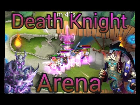 Cool Arena Fights With Death Knight