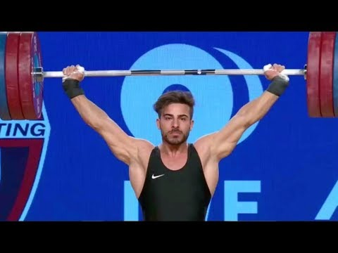 Men's 85 kg A Session Snatch - 2017 IWF Weightlifting World Championships (WWC)