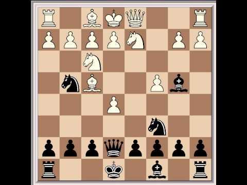Chess Traps #5 : The Kieninger Trap