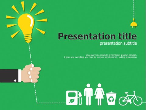 Energy animated powerpoint template youtube energy animated powerpoint template toneelgroepblik Gallery