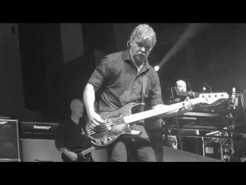 The Stranglers Glasgow 2017 - Genetix