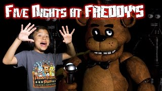 One of EvanTubeGaming's most viewed videos: Evan plays FIVE NIGHTS AT FREDDY'S with Jump Scare Cam!