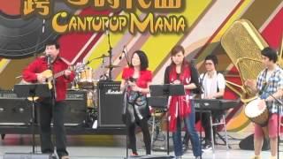 跨粵時代曲Cantopop Mania (2014.05.18) Live Performance.