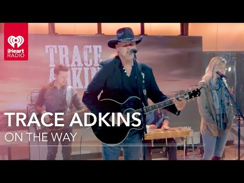 Trace Adkins at the Today Show  On the Way