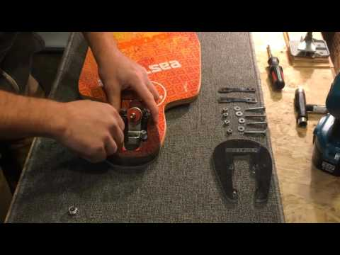 NOSEJOB Universal Longboard Noseguard - How to Install