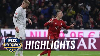 Bayern Munich vs. 1. FC Nürnberg | 2018-19 Bundesliga Highlights