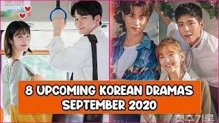 8 Upcoming Korean Dramas Airing In September 2020