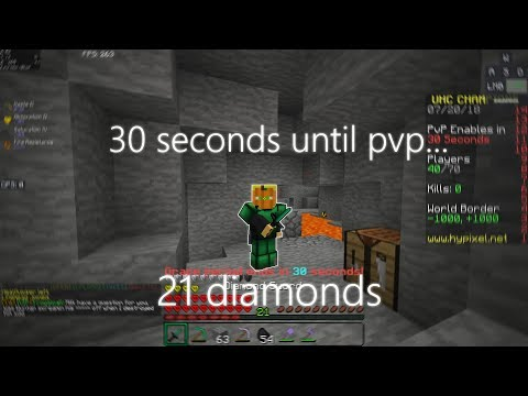 the perfect game | Hypixel UHC Highlights #23