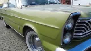 1965 Ford Galaxie Convertible V8 252 CUI -- Video III