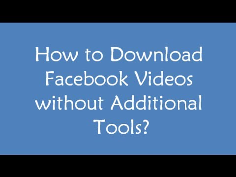 Software without youtube download how videos computer to to free any
