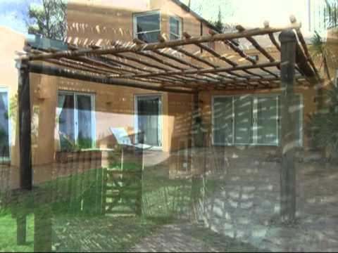 Pergola paraiso rustico youtube - Como construir una pergola de madera ...