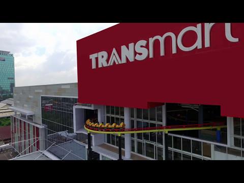 Transmart Padang dan Pekanbaru