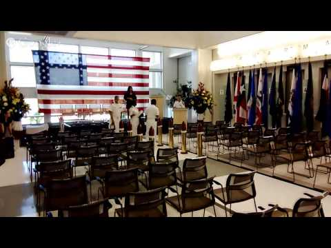 U.S. Naval Hospital Guam, Marianas Islands Ribbon Cutting Ceremony