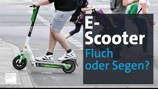 E-Scooter: Fluch oder Segen? | Kontrovers | BR24