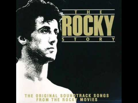 rocky soundtrack living in america