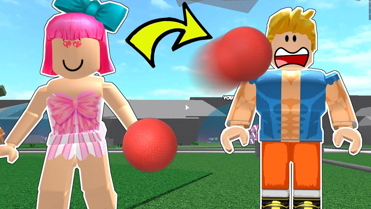 Pat And Jens Videos Of Roblox Roblox Dodgeball Challenge Youtube