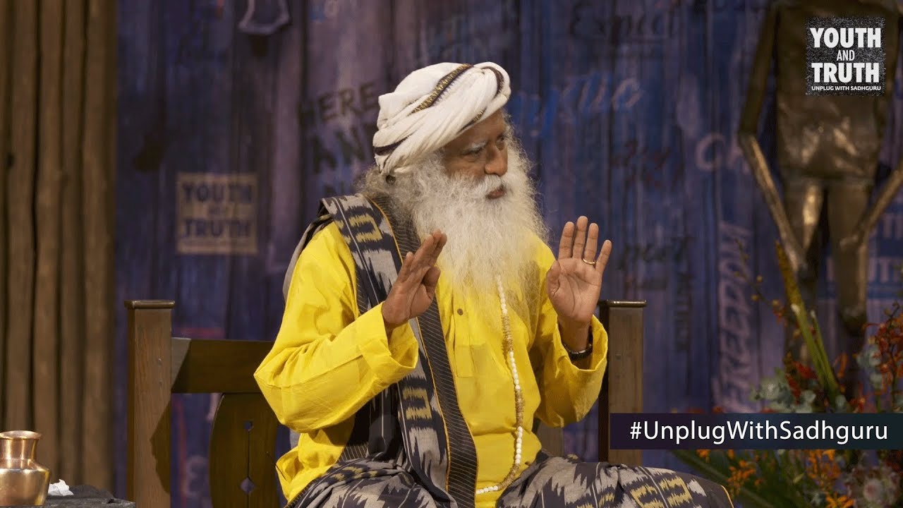"""""""If money's the only value, male is the only value."""" - Sadhguru talks about feminism"""