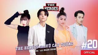 The Heroes Tập 20 Full HD