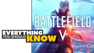 Battlefield V REVEALED: Has It Learned from Battlefront 2? - Game News