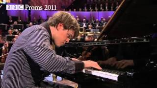 BBC Proms 2011: Benjamin Grosvenor plays Brahms