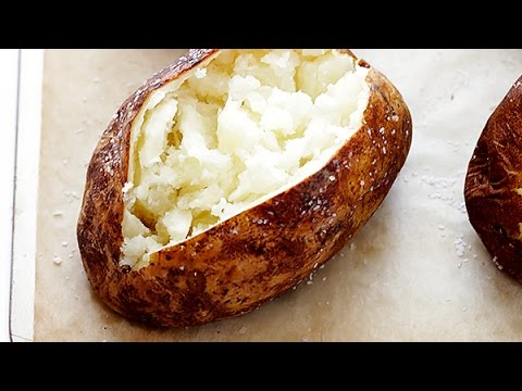 the perfect baked potato recipe - Americas Test Kitchen Baked Potato