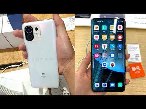 Xiaomi Mi 11 - LIVE LOOK