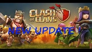 Clash of Clans - New Update and GoArch !...