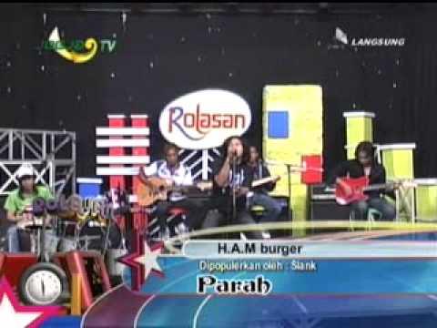 HAMburger(SLANK cover by PARAH)