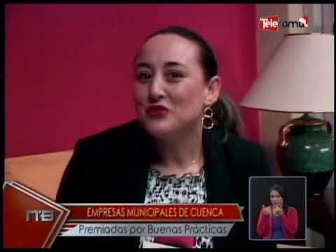 Empresas municipales de Cuenca premiadas por buenas prácticas