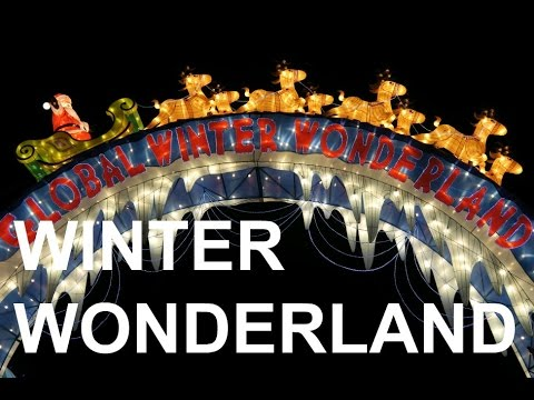 Global Winter Wonderland - Sacramento Cal Expo 2016 [17]