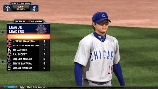 MLB 14 The Show Cub Game 48