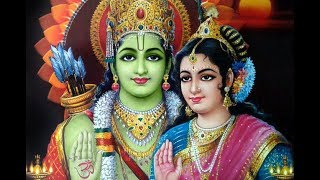 Sita Rama ~ Chakrini Devi Dasi