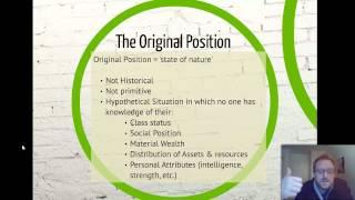 14.  John Rawls & The Principles of Justice Thumbnail