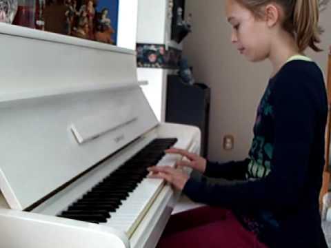 Under The Sea - Piano