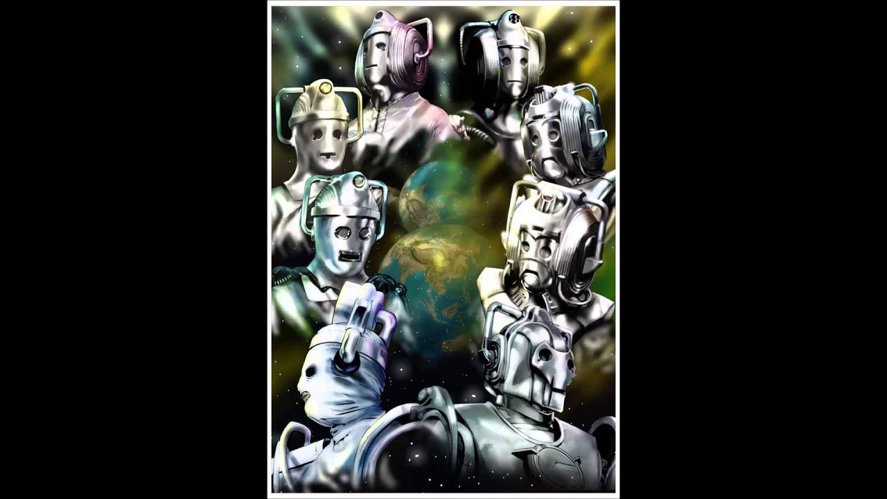 Evolution Of The Cybermen Doctor Who Music: Evol...