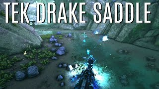 Making A Tek Rock Drake and More - Official 6 Man Tribes (E17) - ARK Survival