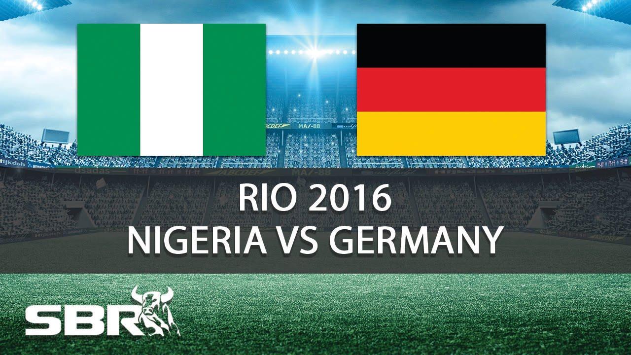 Deutschland Vs Nigeria