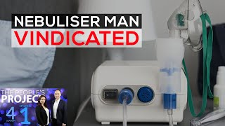 Nebuliser Man Vindicated!