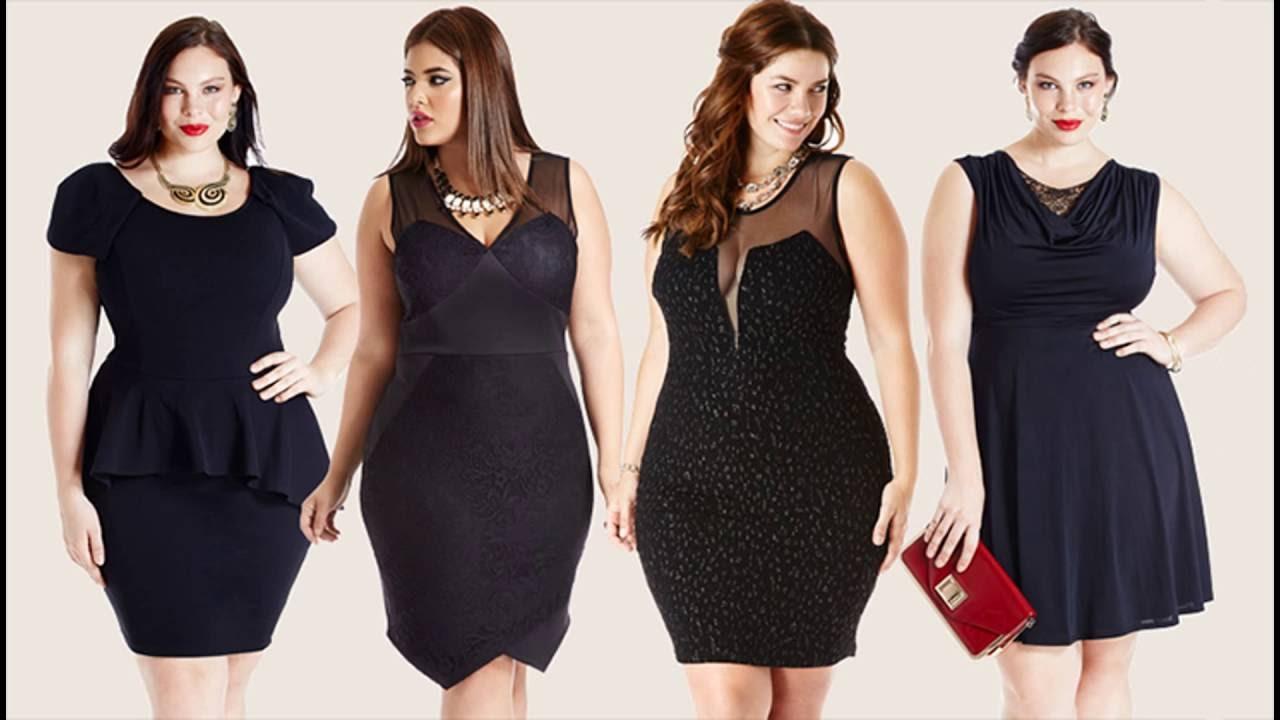 12d5d7bd4 Modelos de Vestidos Baratos Plus Size Para Comprar - YouTube