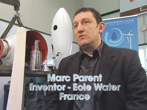 Marc Parent, inventor, France