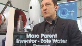 Marc Parent, inventor, France