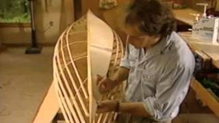 видео каяк из фанеры своими руками