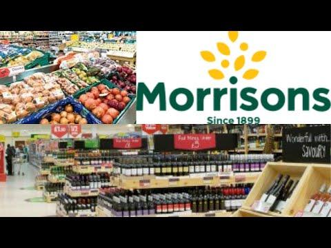 Shopping At Morrisons Supermarket | UK Vlog