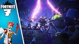 Fortnite! Launch of the 🎁 Rocket! Fortnite Saving the World #7