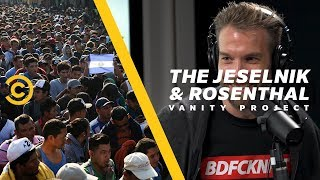 What if the Migrant Caravan Played Football? - The Jeselnik & Rosenthal Vanity Project