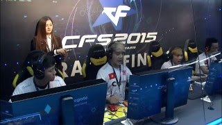 cfs 2015 gf portugus group b winner match hidden vs cybercore