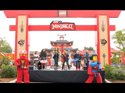 Become the Ninja - LEGO Ninjago World - The KIDZ BOP Kids