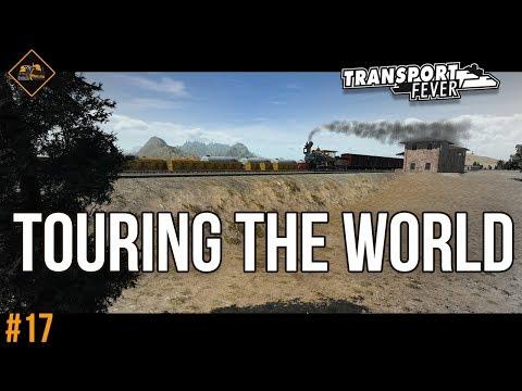 Taking a Tour   Transport Fever Metropolis gameplay #17