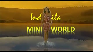 Indila Mini World-Lyrics- (Music Video)